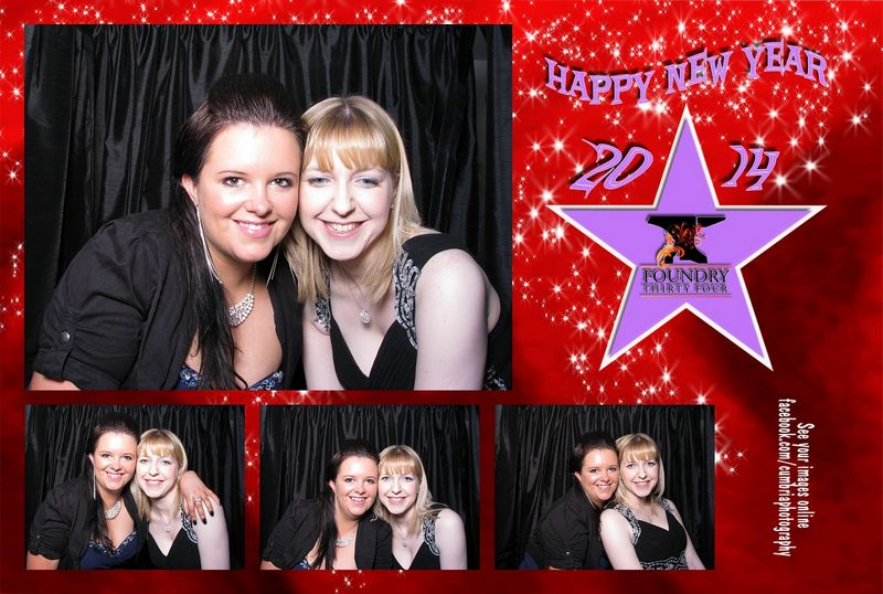 Christmas Photo Booth Cumbria