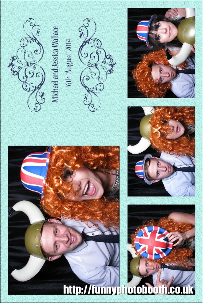 Photo booth hire Keswick