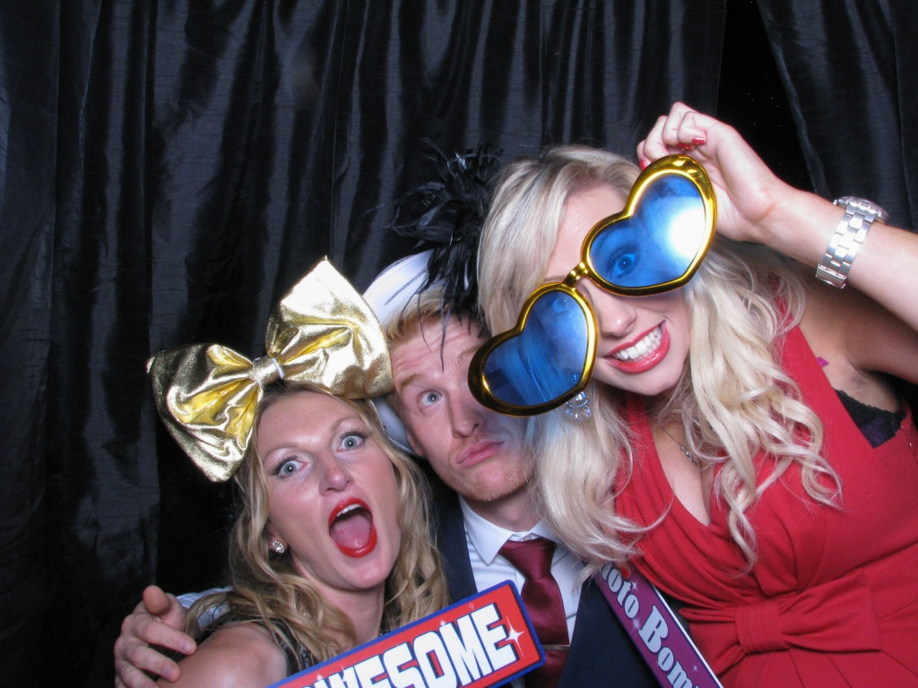Photo Booth Tithe Barn Carlisle