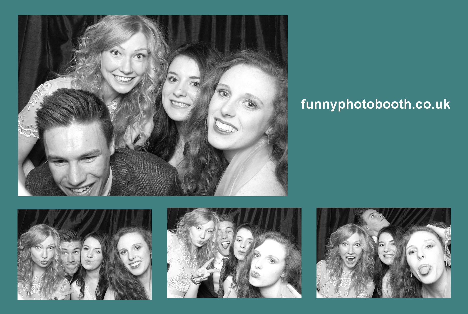 Photo Booth Keswick school Prom