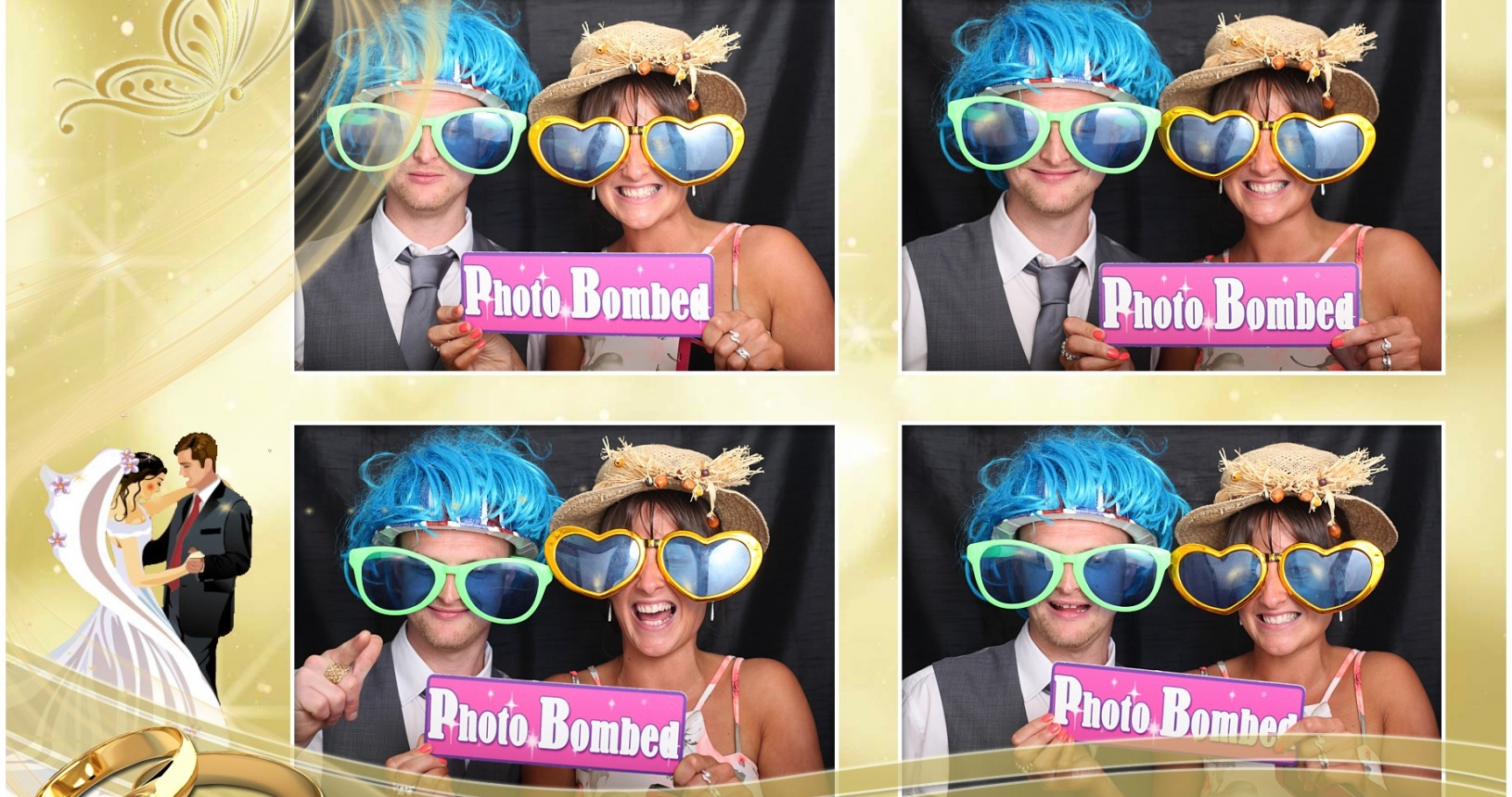 Hire photo booth