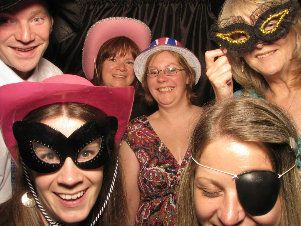 Photo booth Cumbria - Wedding Photo Booth 1