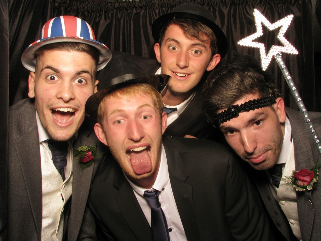 Photo booth Cumbria - Wedding Photo Booth 2