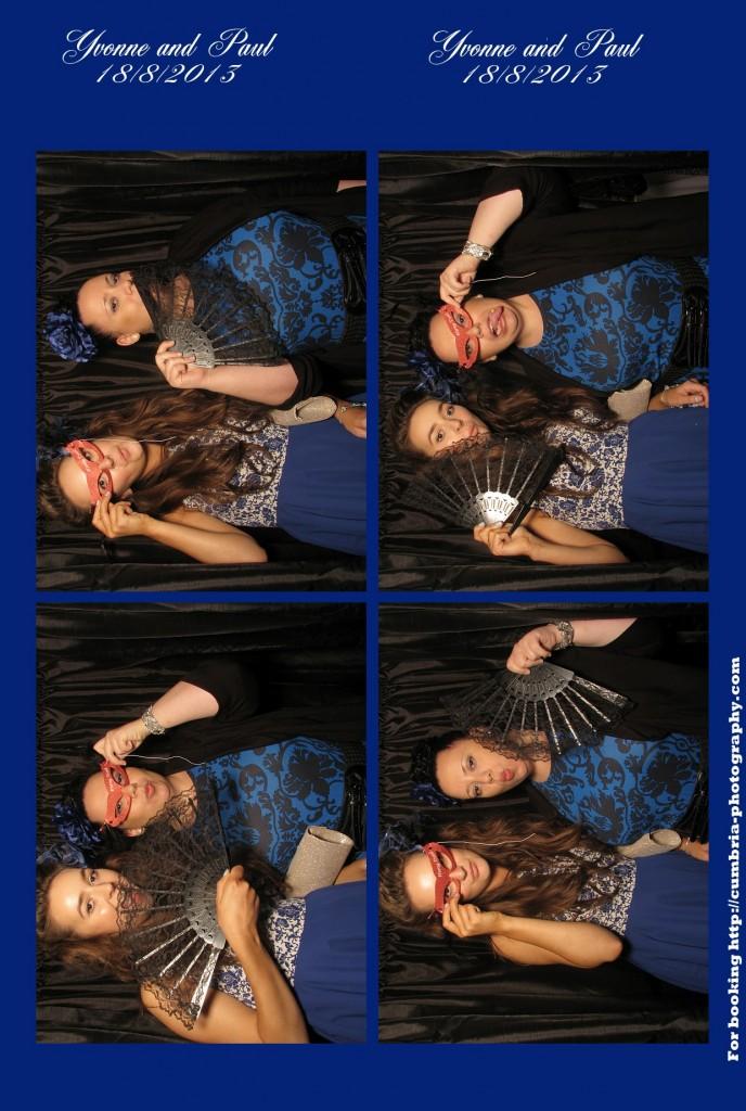 photo booth cumbria