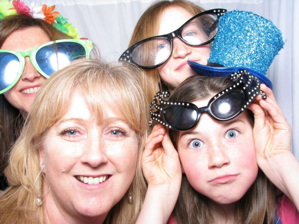 wedding photo booth Windermere