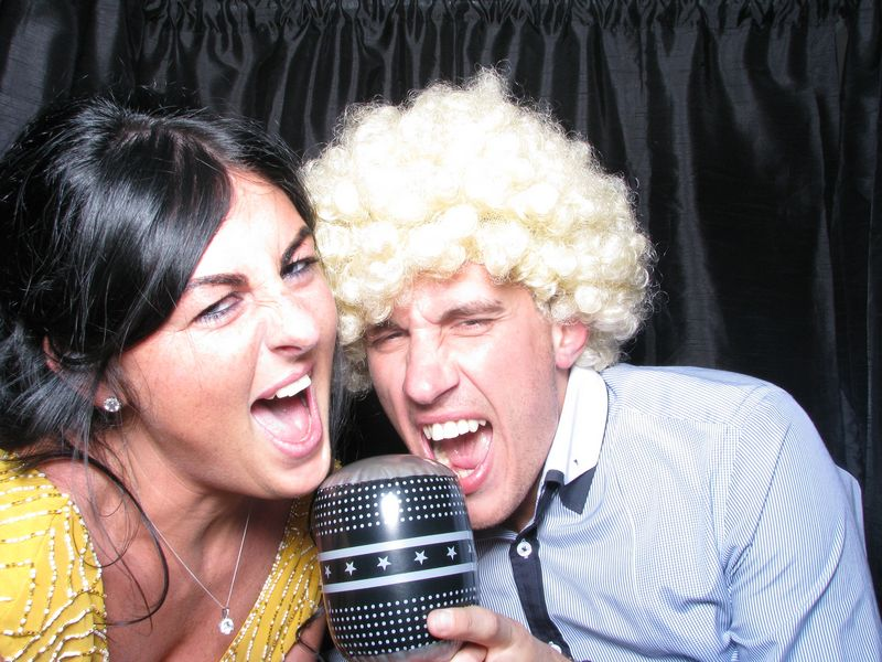 Party photo booth hire Barrow in Furness