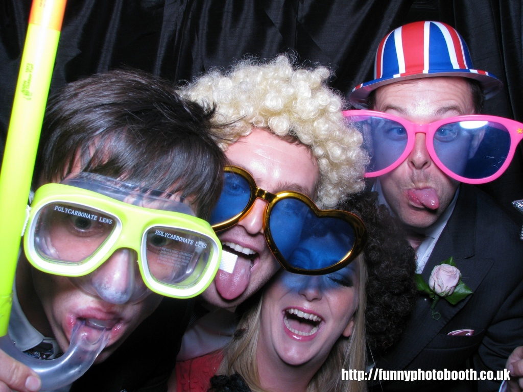 Barrow in Furness photo booth