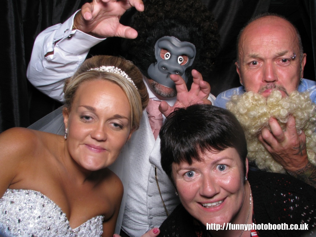 Photo booth Barrow in Furness | Abbey House