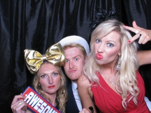 Photo booth hire Carlisle | Darren and Sarah