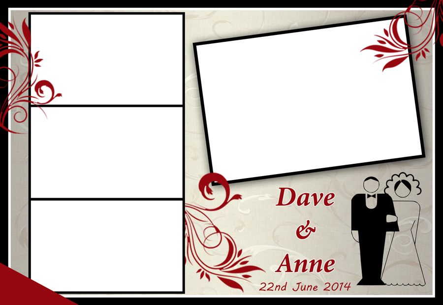 print templates photo booth cumbria hire