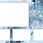 Photo booth print template30