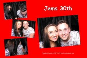 Jemma Brooms's Birthday Party at Imperial Hotel, Barrow in Furness